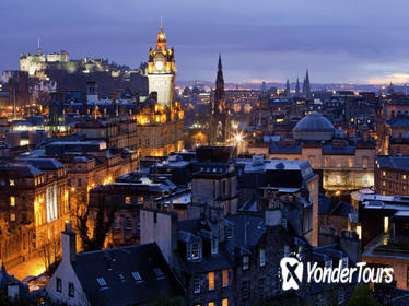Edinburgh Ghost Tour with Spanish-Speaking Guide