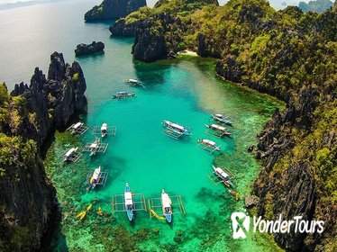 El Nido Island Hopping: Lagoons and Beaches, Including Lunch