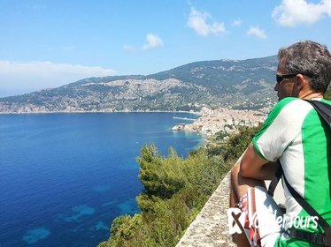 Elaphite Island Kayaking and Cycling Day Trip from Dubrovnik or Lopud Island