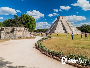 Entrance Ticket to Chichen Itza Cancun