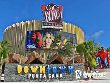 Entrance Ticket to Coco Bongo in Punta Cana