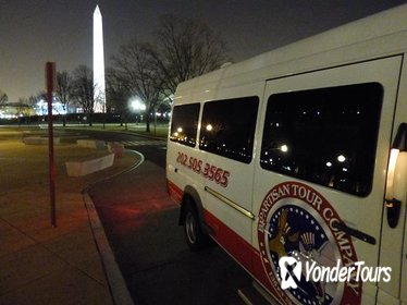 Epic Washington DC Evening Tour: Small-Group Van Tour