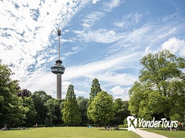 Euromast Entrance Ticket: Enjoy a Spectacular 360 View of Rotterdam from the Highest Tower of The Netherlands
