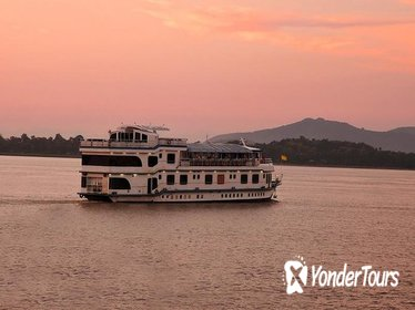 Evening Excursion: Sailing towards the Goddess Through Sunset River Cruise
