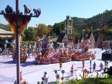 Everland or Lotte World Theme Park Day Trip from Seoul