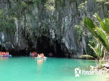 Exclusive Underground River Tour customized departure