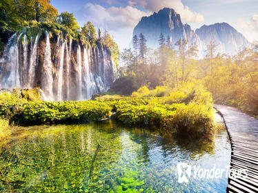 Excursion to Plitvice Lakes National Park From Zagreb