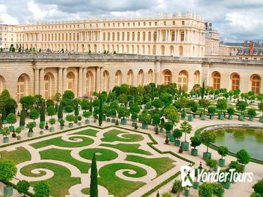 Excursion to Versailles from Paris with entrance and gardens