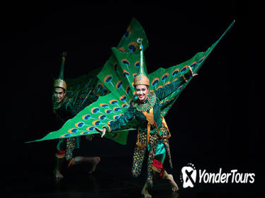 Experience Cambodian Living, Dance Show