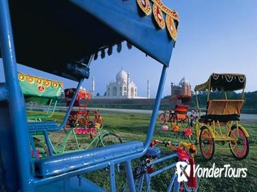 Experience Delhi Agra and Jaipur on 4 Days Golden Triangle India Trip