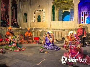 Experience Dharohar Folk Dance at Bagore Ki Haveli With Dinner & Transfers