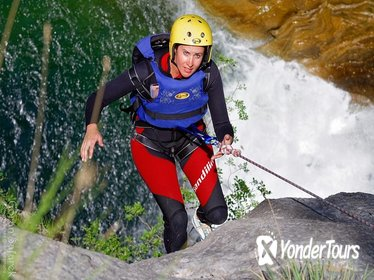 Extreme Canyoning on Cetina River from Split