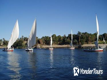 Felucca Day Cruise in Luxor