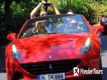 Ferrari Test Drive in Florence