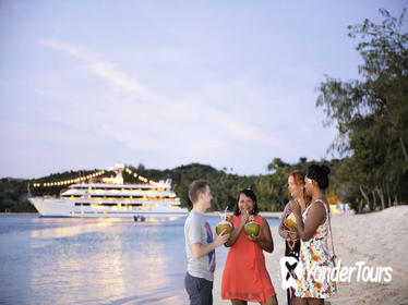 Fiji Blue Lagoon 5-Day Cruise