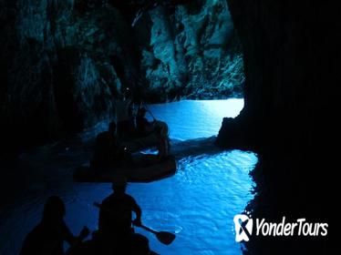 Five Islands Speedboat Tour With Blue Cave Visit from Split