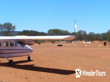 Fixed-Wing Scenic Flight: Ultimate Outback Adventure from Ayers Rock
