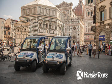 Florence Eco Tour by Electric Golf Cart