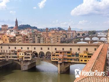 Florence Super Saver: Best of Florence Walking Tour, Accademia Gallery, and Uffizi Gallery