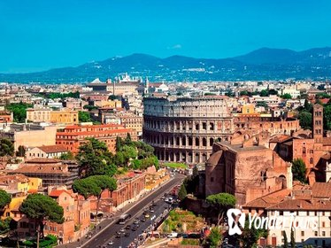 Florence Super Saver: Vatican City plus Imperial Rome Day Trip by High-Speed Train Including Skip-the-Line Colosseum