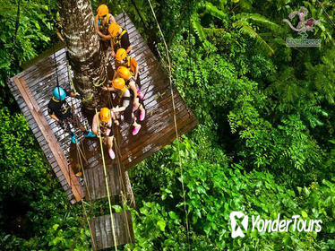 Flying Hanuman Ziplines