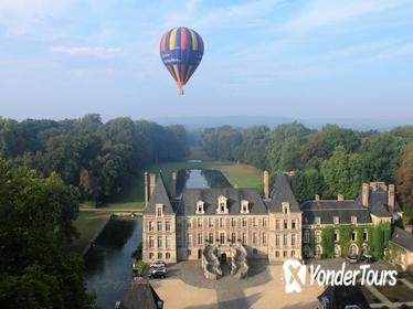 Fontainebleau Hot-Air Balloon Ride