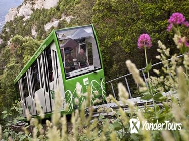 From Barcelona: Montserrat Tour with funicular