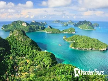 Full Day Ang Thong National Marine Park Tour With Hotel Transfers