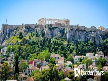 Full Day Athens Small Group Tour with Acropolis and Parthenon Including Meals