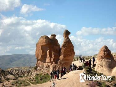 Full Day Cappadocia Tour for small groups - Kaymakli Underground City and Goreme Open Air Museum in the same day