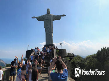 Full- Day City Tour: Christ Redeemer , Sugar Loaf and Downtown