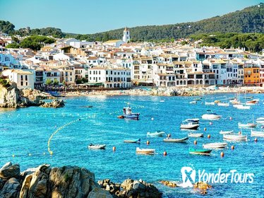 Full Day Guided Tour: Girona & Costa Brava Plus Lunch