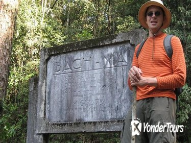 Full Day Hue - Bach Ma National Park Private Tour