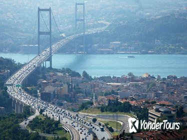 Full Day Istanbul Bosphorus Cruise Tour