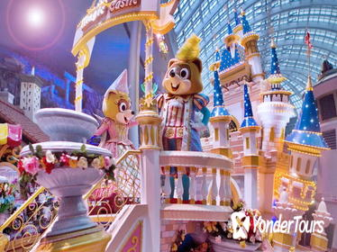 Full Day Lotte World Theme Park Admission Ticket