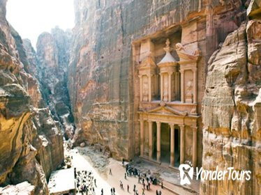 Full Day Petra Tour by Coach from Aqaba