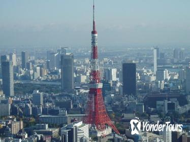 Full Day Private Custom Chartered Taxi Tour of Tokyo