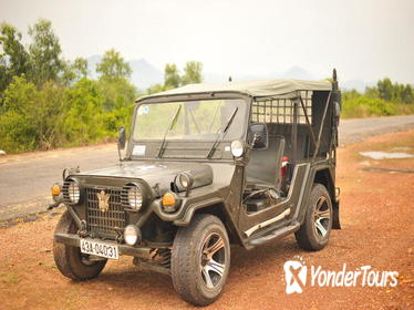 Full Day Private Tour and Transfer by Jeep between Hoi An or Danang and Hue