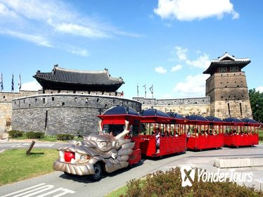 Full Day Suwon Hwaseong Fortress and Korean Folk Village Tour from Seoul