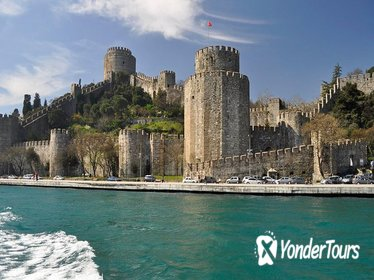 Full Day Tour of Cruise on Bosphorus and Two Continents (Europe to Asia)
