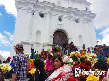 Full Day Tour: Chichicastenango Maya Market and Lake Atitlan from Antigua