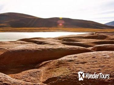 Full Day Trip to the Red Stone Desert from San Pedro de Atacama