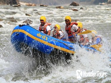 Full Day Trishuli River Rafting Trip from Kathmandu or Pokhara with Lunch