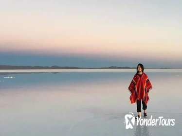 Full Day Uyuni Salt Flats by Bus from La Paz