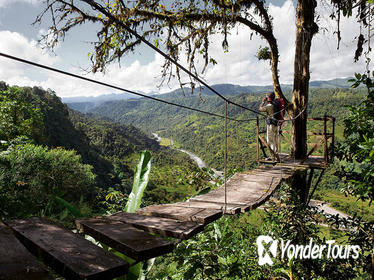 Full-Day Adventure and Nature Tour of the Mindo Cloud Forest from Quito, Ecuador