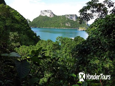 Full-Day Ang Thong Islands by Boat from Koh Samui Including Lunch