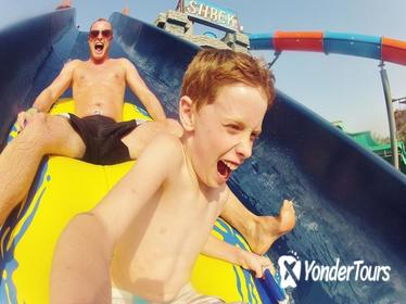 Full-day Aqua Park Adventure Admission Ticket in Sharm El Sheikh