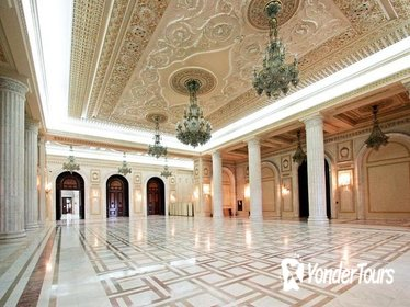 Full-Day Bucharest Tour Mogosoaia Palace and Snagov Monastery