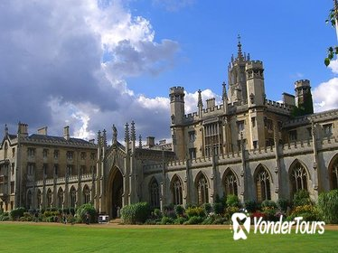 Full-Day Cambridge and Cambridge University Tour from Oxford