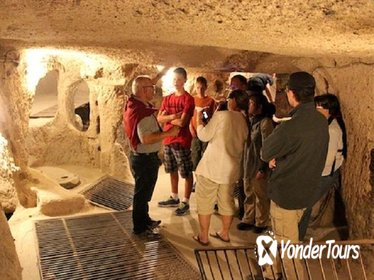 Full-Day Cappadocia Tour with Kaymakli Underground City and Traditional Villages